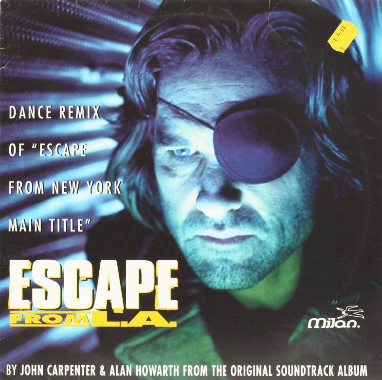 The Escape From New York & L A  Page - A Tribute to Snake